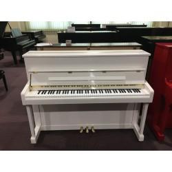 Hausmann Piano HU-110 white polish