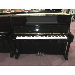 Hausmann Piano HU-121 black silent