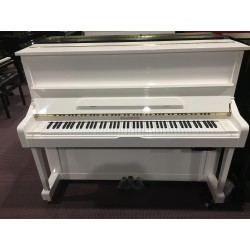 Hausmann Piano HU-121 white Silent