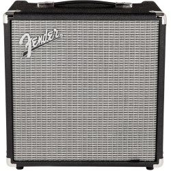 Fender Rumble 25 (V3) 230V EUR Black/Silver