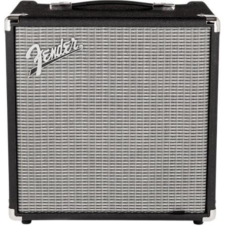 Fender Rumble 25 (V3) 230V EUR Black/Silver