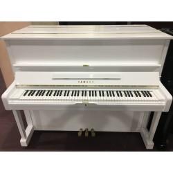 Yamaha Piano Mod.U1G Bianco usato