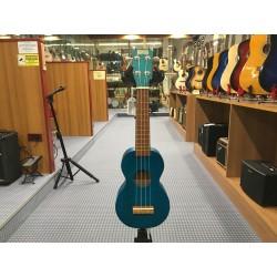 Mahalo M1 Kahiko K series ukulele color blu con borsa