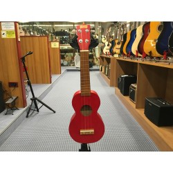 Mahalo M1 Kahiko K series ukulele color red con borsa