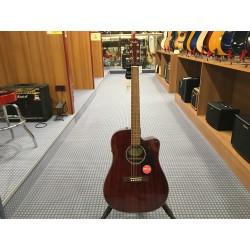 Fender CD60SCE Dreadnought All-Mahogany
