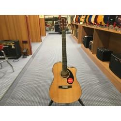 Fender CD-60SCE Dreadnought Natural