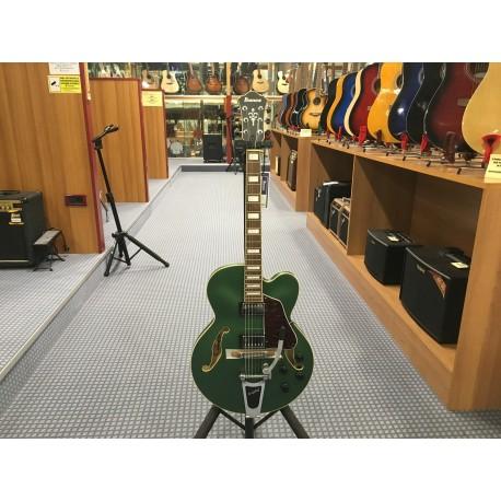 Ibanez AFS75T-MGF Metallic Green Flat