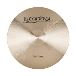 Istanbul RM20 Piatto serie traditional ride 20""