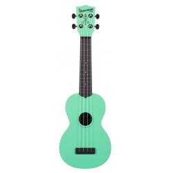 Kala Waterman KA-SWB-GN ukulele soprano + bag