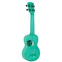Kala Waterman KA-SWF-BL ukulele soprano + bag