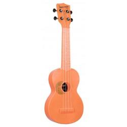Kala Waterman KA-SWF-OR ukulele soprano + bag