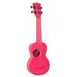 Kala Waterman KA-SWF-PK ukulele soprano + bag