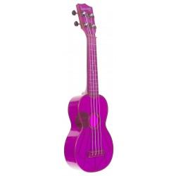 Kala Waterman KA-SWF-PL ukulele soprano + bag