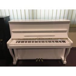 Freitzer Pianoforte verticale bianco usato