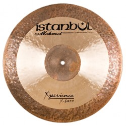 "Istanbul piatto 16"" Xperience x-jazz crash medium"