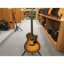 Taylor 114ce Walnut/Sitka Sunburst Top