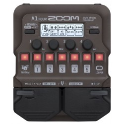 Zoom A1 FOUR multieffetto per chitarra acustica