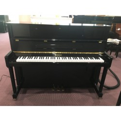 Hausmann Pianoforte verticale 118 nero usato