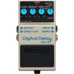Boss DD-3T EXP Guitar Effects