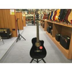 Fender CC60SCE Concert Black