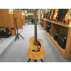 Fender CD60SCE Dreadnought 12-string Natural