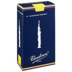 Vandoren Misura n°2½ Traditional Sax Soprano ance