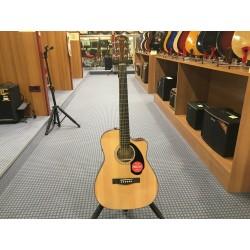 Fender CC60SCE Concert Natural
