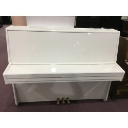 Schulze Pollmann Pianoforte bianco usato