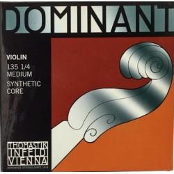 Thomastik-infield corde violino dominant 1/4 muta