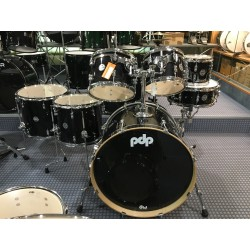 PDP BY DW concert SET 22BD Ebony Stain