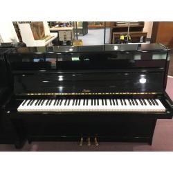 Rosler Pianoforte nero usato