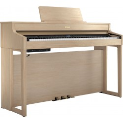 Roland HP702-LA SET Col.Light oak pianoforte digitale