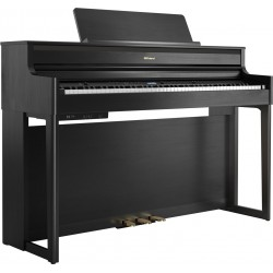 Roland HP704-CHSET Col.Charcoal Black piano digitale