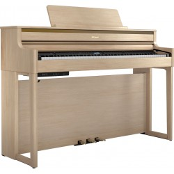 Roland HP704-LA SET Col.Light oak piano digitale