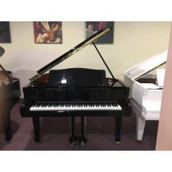 Hausmann Pianoforte nero a coda
