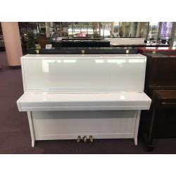 Petrof Pianoforte Bianco verticale usato