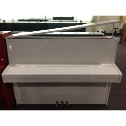 Alexander Herrmann Pianoforte bianco usato