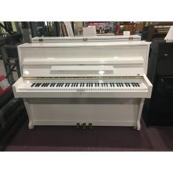 Strausser Pianoforte bianco 108 usato