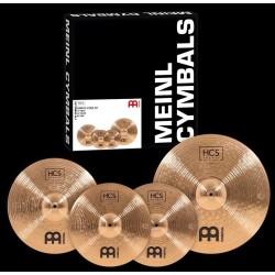 Meinl HCS Bronze set piatti batteria acustica