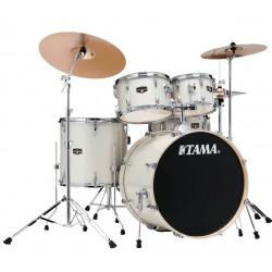 Tama Imperialstar Drum Kits Vintage White Sparkle - Piatti non inclusi