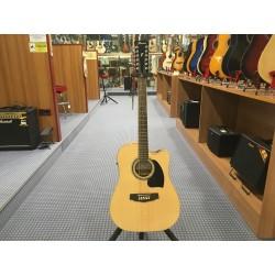 Ibanez PF1512ECE Natural High Gloss chitarra acustica elettrificata 12 corde