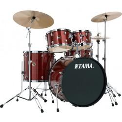 Tama Rhythm Mate Drum Kits Red Stream