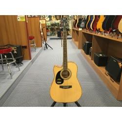 Cort AD880ce LH NS chitarra acustica mancina spalla mancante elettrificata