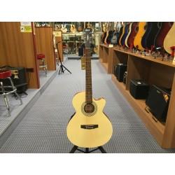 Cort SFX-ME w/bag chitarra acustica spalla mancante elettrificata