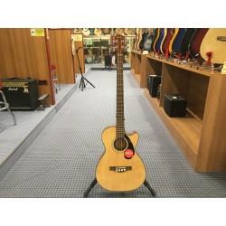 Fender CB60SCE Bass Natural