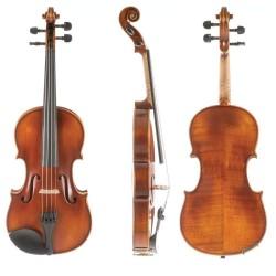 Gewa Violino Allegro-VL 4/4 inclusa custodia sagomata, archetto
