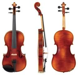 Gewa Violino Ideale-VL2 4/4  inclusa custodia sagomata, archetto