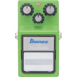 Ibanez TS9 Tube Screamer overdrive pedaliera