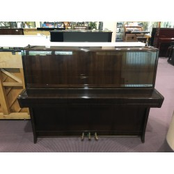 Petrof Pianoforte verticale 115 noce usato