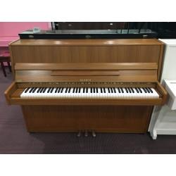 Hohner Pianoforte marrone satinato usato